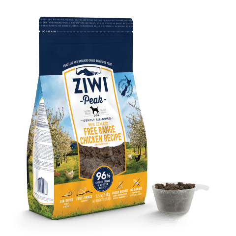 ZIWI® Peak Air-Dried Free-Range Chicken for Dogs - FURRPLAY