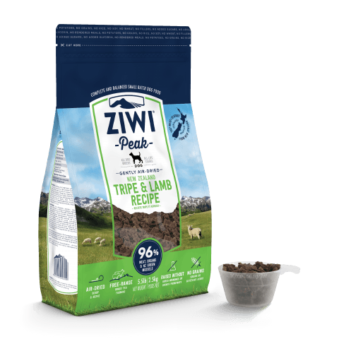 ZIWI® Peak Air-Dried Tripe & Lamb for Dogs - FURRPLAY