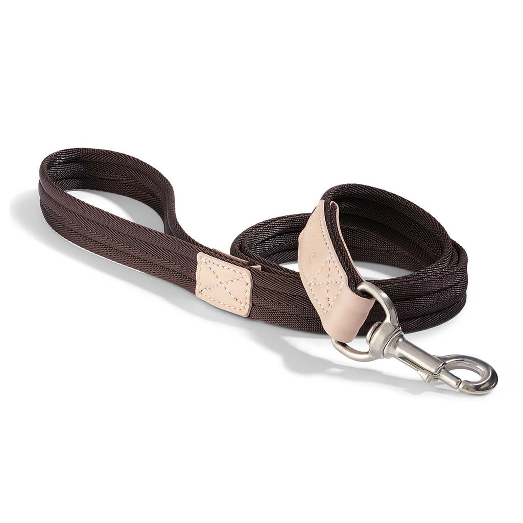MiaCara Riva Dog Lead | Chocolate Nude - FURRPLAY