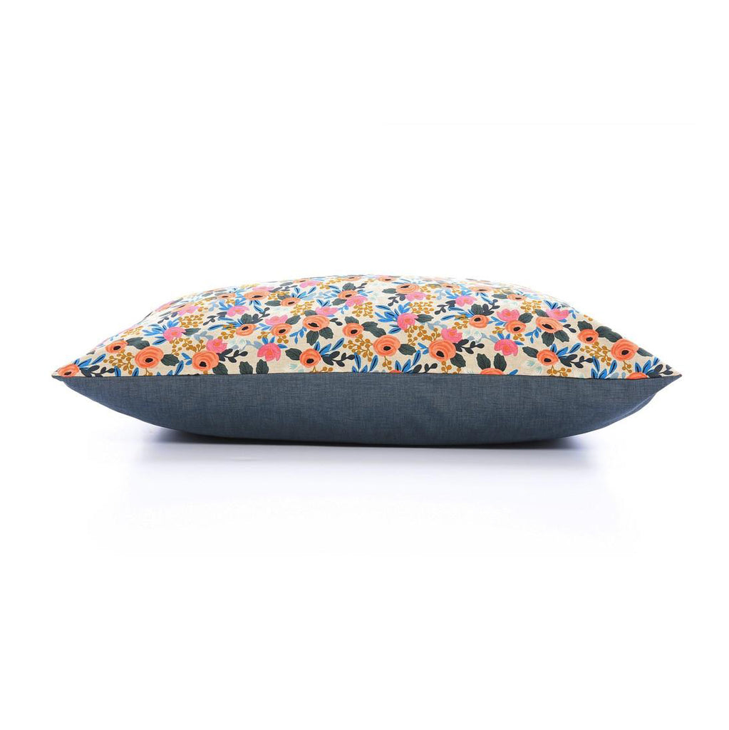 Rosa Floral Dog Bed - FURRPLAY