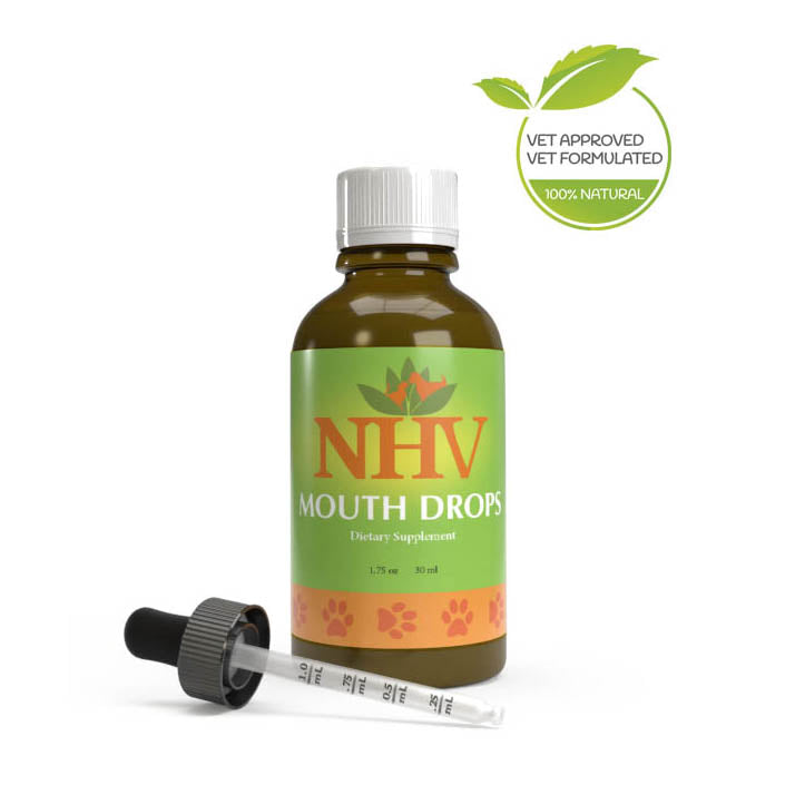 NHV Mouth Drops For Dogs - FURRPLAY