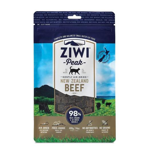 ZIWI® Peak Air-Dried Beef for Cats - FURRPLAY