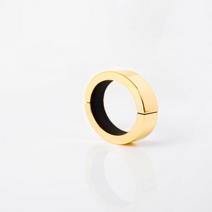 QBracelet | Polished Gold
