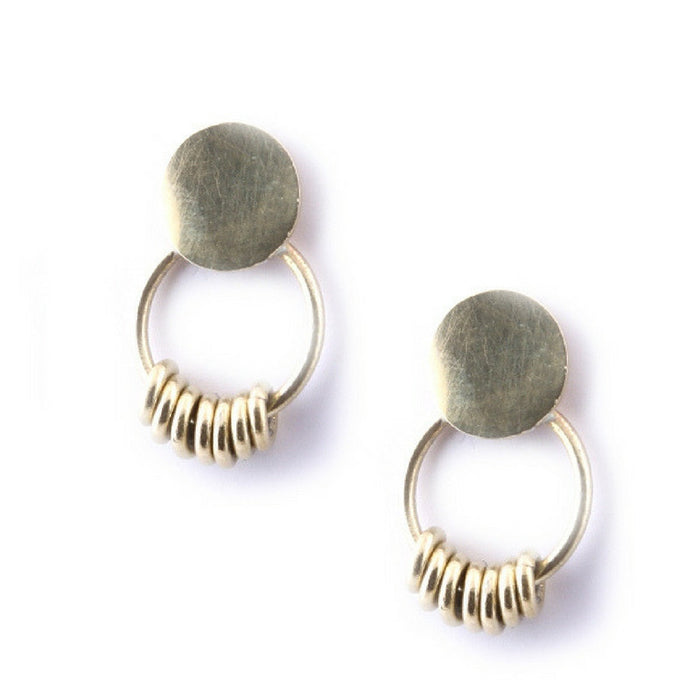 Soko | ring fringe drops