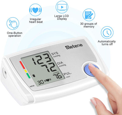 Automatic Blood Pressure Monitor - ankovo.com