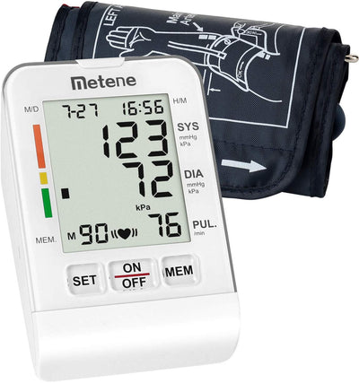 Upper Arm Blood Pressure Monitor - ankovo.com