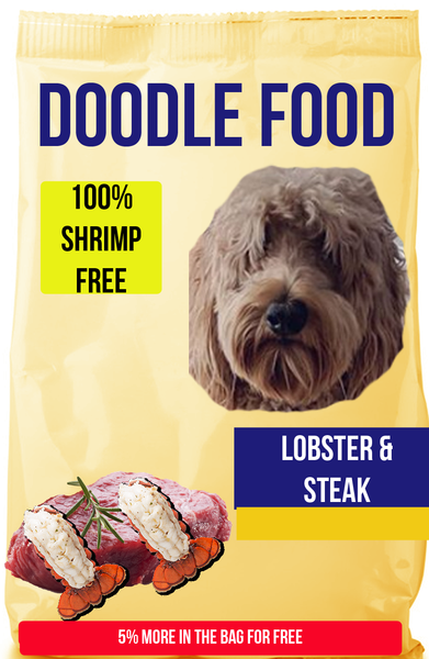 The BEST dog food for Goldendoodles and Labradoodles!!