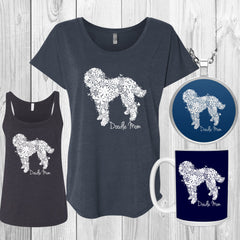 Goldendoodle mom shirt