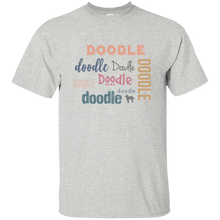 Doodles are Everywhere (Kids Tee)
