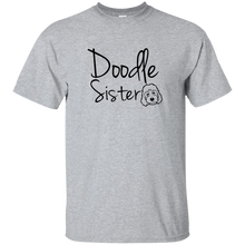 Doodle Sister Youth Ultra Cotton T-Shirt