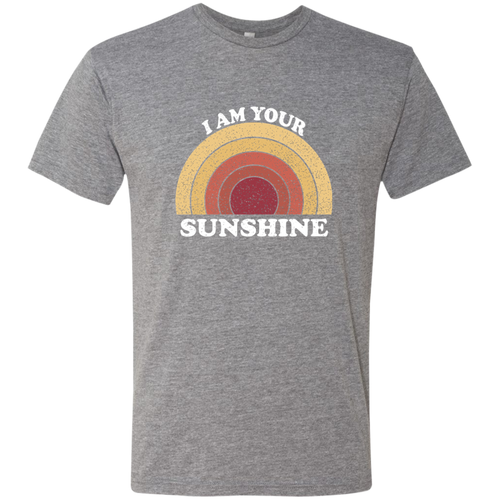 I am your Sunshine Triblend T-Shirt