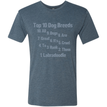 Labradoodle Breed Premium Triblend T-Shirt