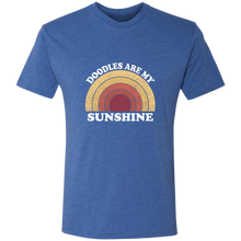 Doodles are my Sunshine Triblend T-Shirt