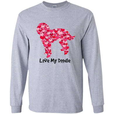 Goldendoodle and labradoodle shirt kids