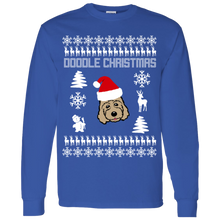 Goldendoodle Ugly Christmas sweater