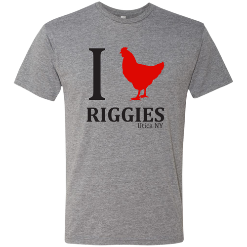 I love Riggies Triblend T-Shirt