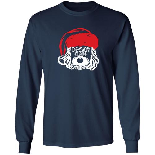 Doggy Claus Cotton T-Shirt
