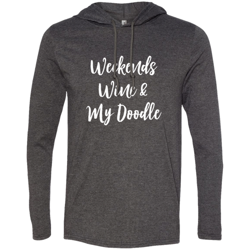 Goldendoodle or Labradoodle Shirt wine