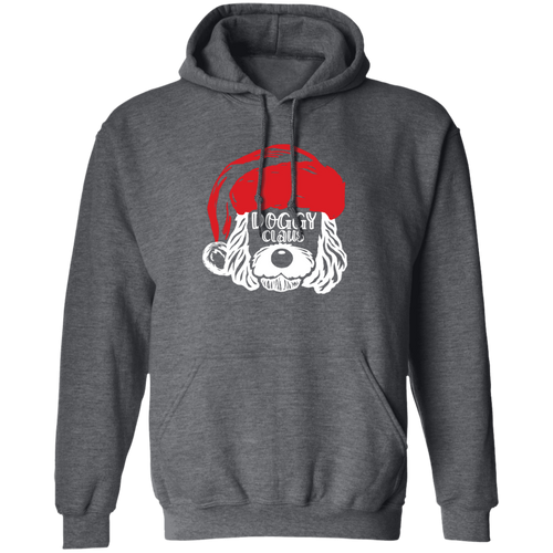 Doggy Claus Pullover Hoodie