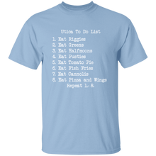 Utica To Do List T-Shirt