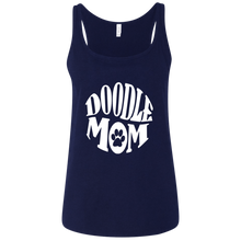 Goldendoodle or Labradoodle mom tank top