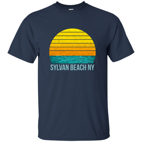 Sylvan Beach Cotton T-Shirt