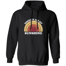 Doodles are my Sunshine Pullover Hoodie 8 oz.