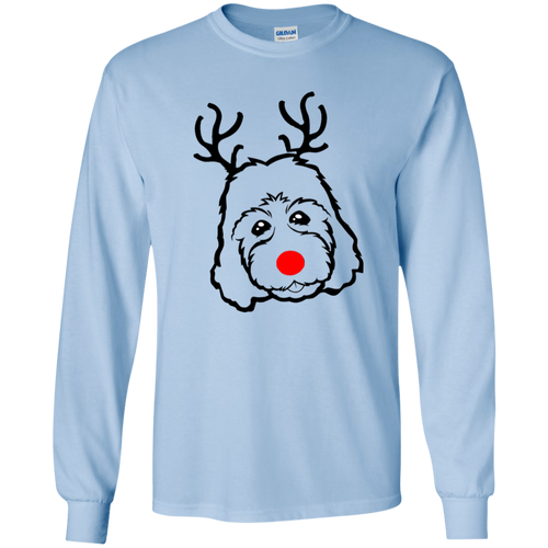 Goldendoodle or Labradoodle Shirt Christmas