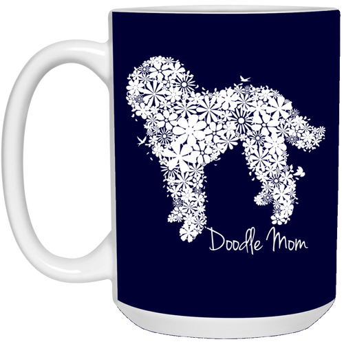 Goldendoodle Mom or Labradoodle Mom Mug