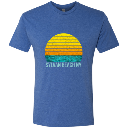 Sylvan Beach Triblend T-Shirt