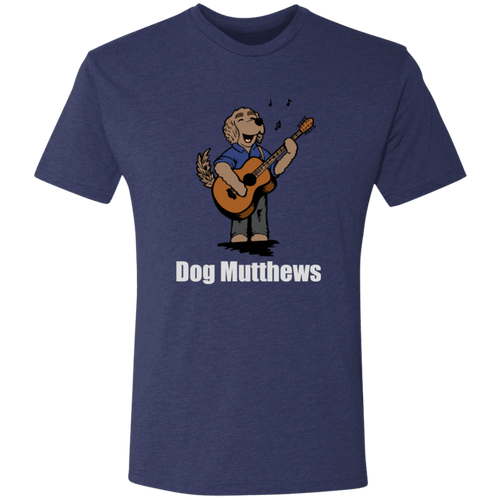 Dog Mutthews Triblend T-Shirt