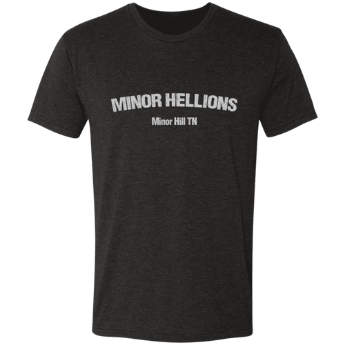 Minor Hellions Men's Triblend T-Shirt