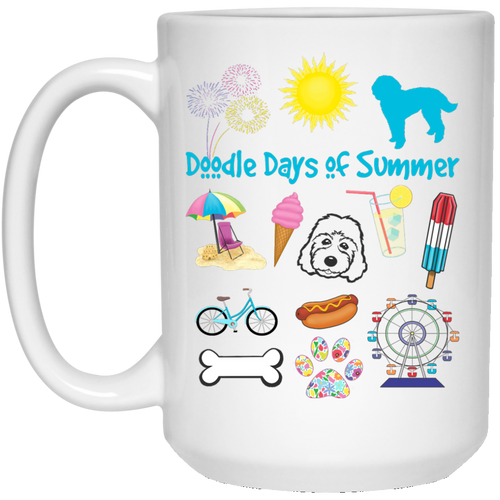Goldendoodle Dad or Labradoodle Mom Mug
