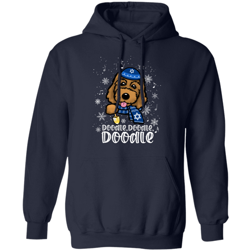 Oh Doodle Doodle Doodle Pullover Hoodie