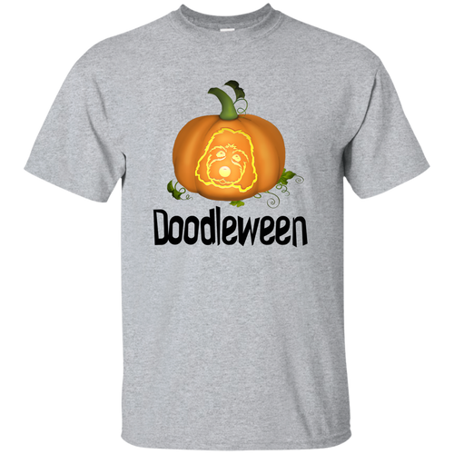 Goldendoodle or Labradoodle Shirt Halloween