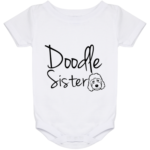 Doodle Sister Baby Onesie 24 Month