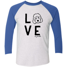 Goldendoodle or Labradoodle Shirt Baseball