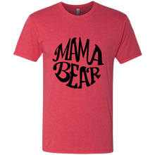 Mama Bear Triblend T-Shirt