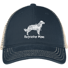 Retriever Dog Mesh Back Cap
