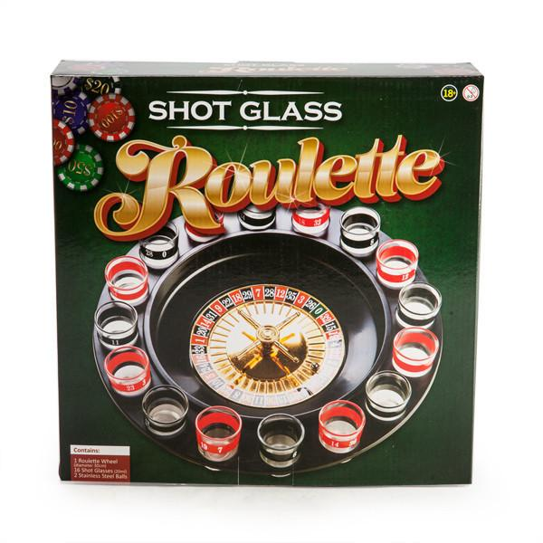 Shot Glass Roulette, The Bar & Wine, The Little Man