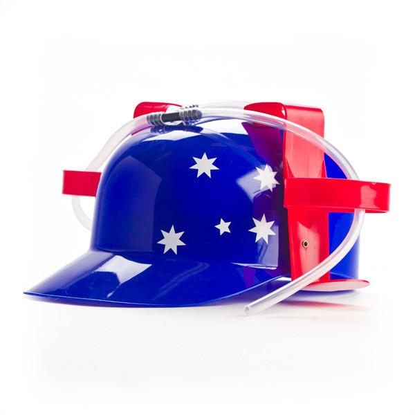 Aussie Drinking Hat, The Bar & Wine