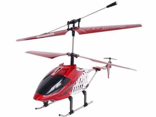RC Gyro Helicopter 3.5CH - Red