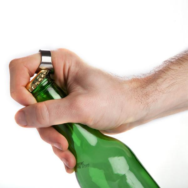 Beer Bottle Opener Ring