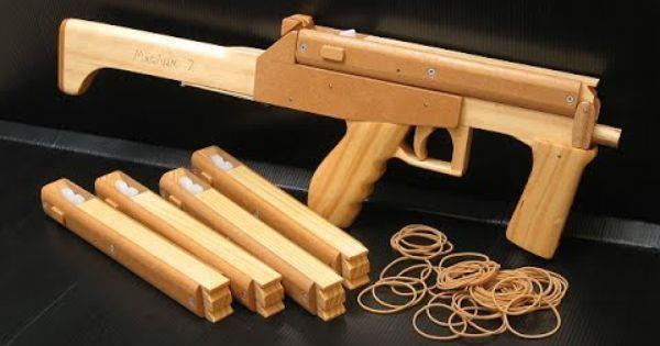 The Rubber Band Gun
