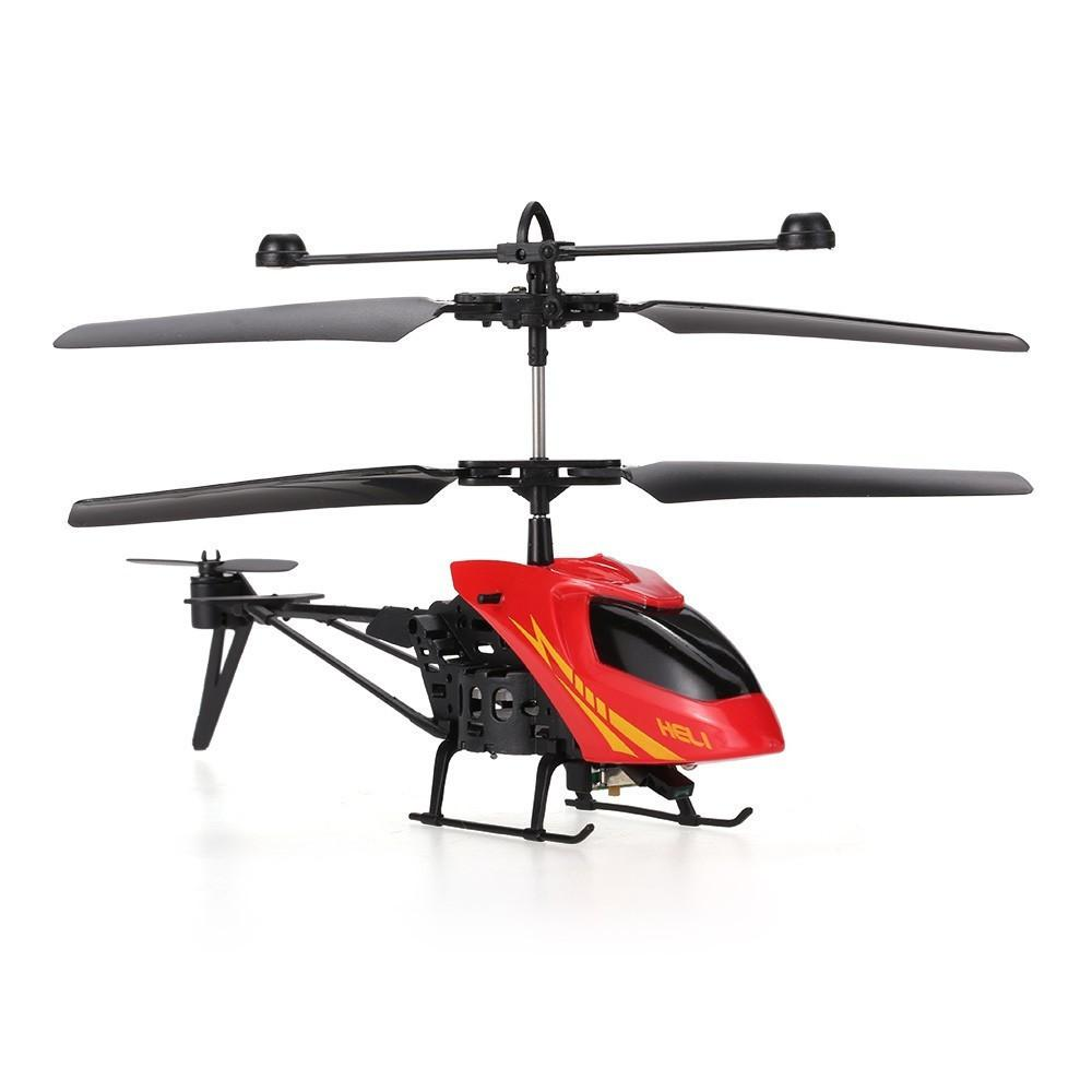 RC Helicopter 2.5CH Red