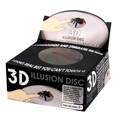 3D Illusion Disc