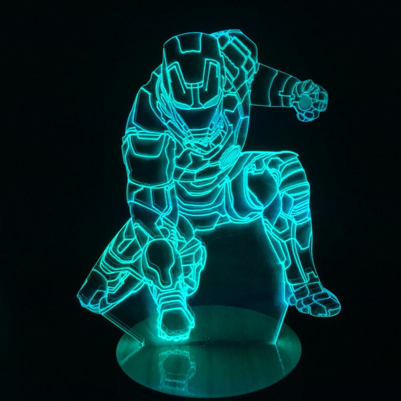 Iron Man Lights