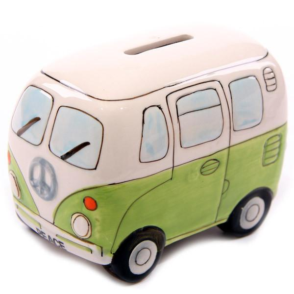 VW Money Box-Blue only