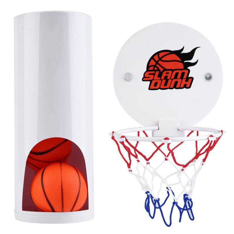 Slam Dunk N Flush - Novelty Toilet Basketball