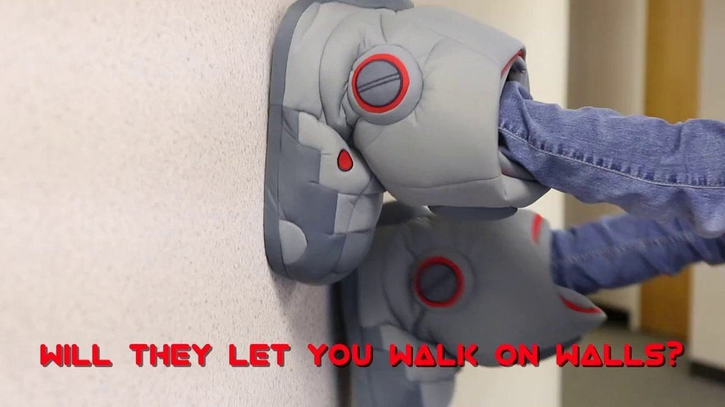 Giant Robot Slippers 'With Sound'